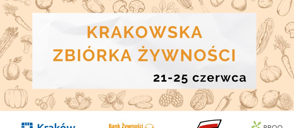 Krakowska Zbiórka Żywności wśród firm